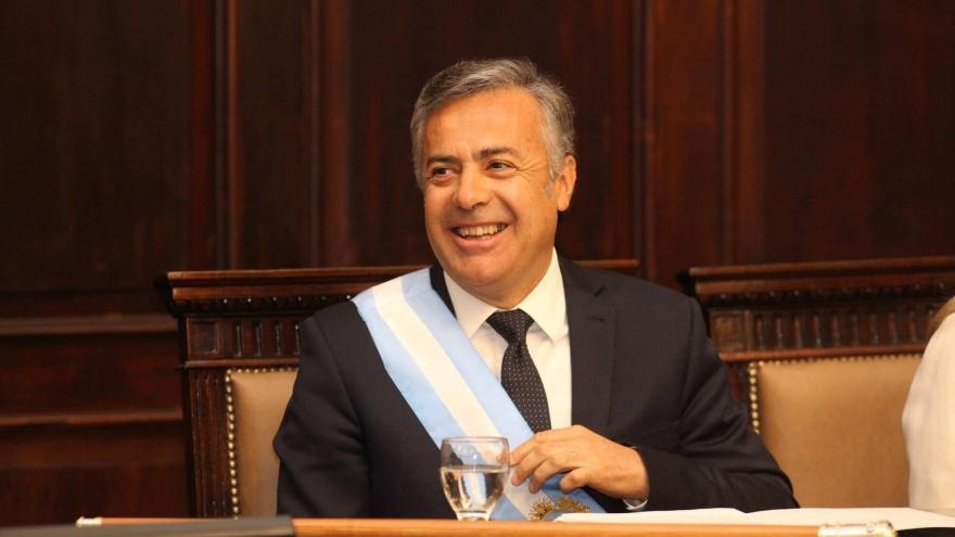 Frigerio dejó abierta la opción de que Macri vaya a una PASO
