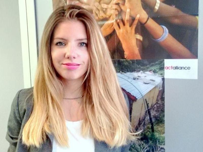 La politóloga María Florencia Freijo se presenta en el ciclo 'Empoderarte'