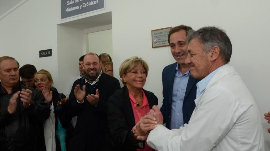 """La Plata: Desde el San Juan piden mantener el nivel del hospital, más allá del """"color político"""" - Agencia Realpolitik"""