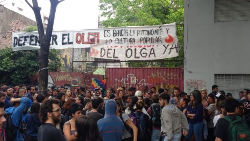 La Plata: Continúa la tensión entre agrupaciones políticas en el Centro Cultural Olga Vázquez - Agencia Realpolitik