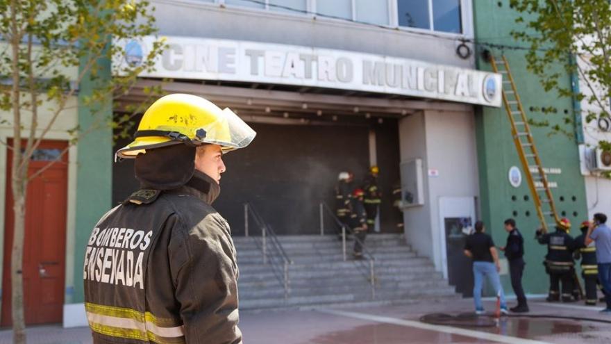 Ensenada: Una intervención de EDELAP derivó en el incendio del ...